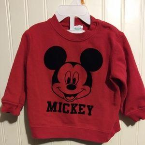 Boy or girl Mickey Mouse Sweatshirt
